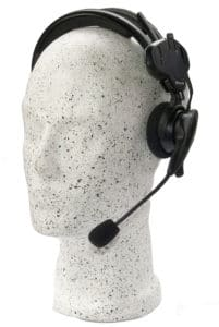 Einohr-Headset