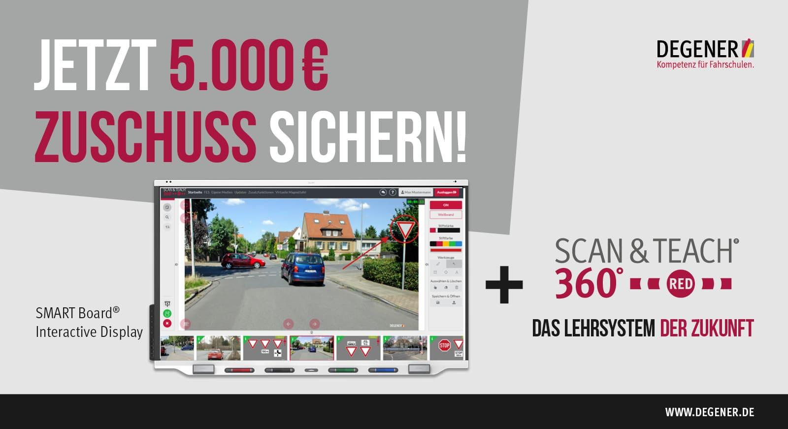 Jetzt 5.000 Euro Zuschuss sichern