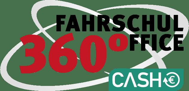 FAHRSCHULOFFICE 360° CASH